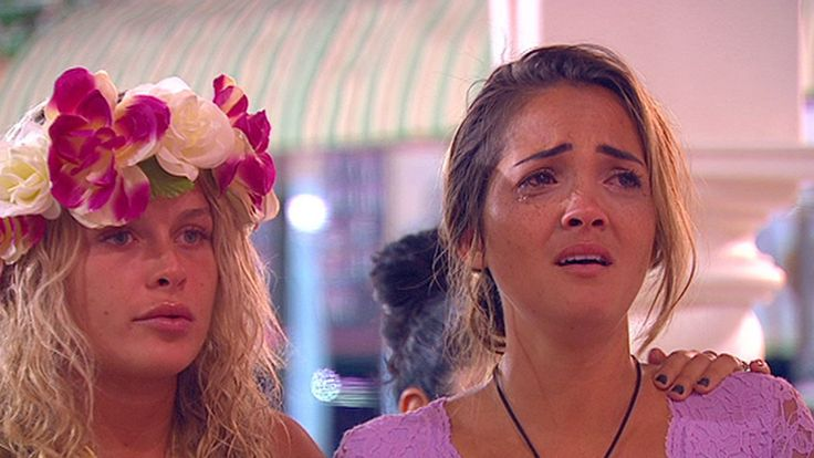 #BigBrother #BBAU  What reduced #AishaBBAU to a quivering mess? Find out this and more at  http://oztvreviews.com/2014/10/big-brother-fake-eviction/