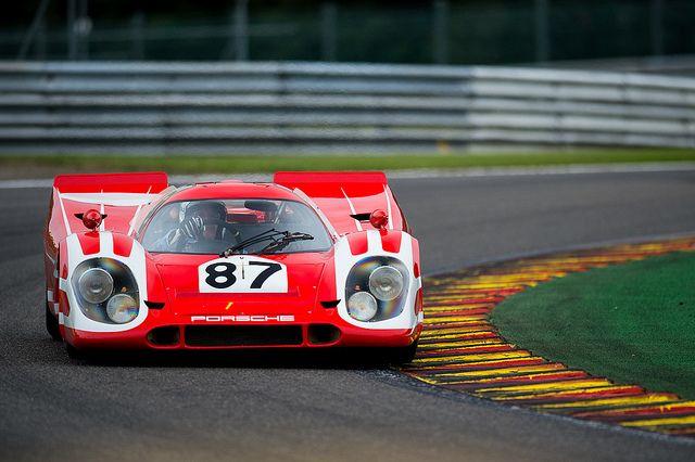 Spa Six Hours 2012 - Porsche 917 by Guillaume Tassart, via Flickr