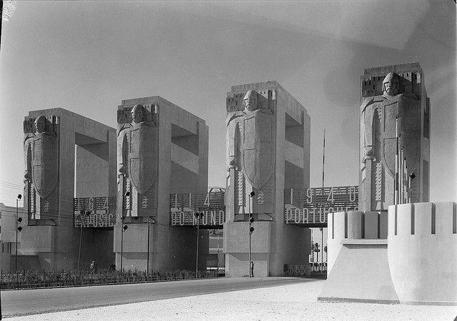 Exposição do Mundo Português (1940), Lisboa, Mário Novais