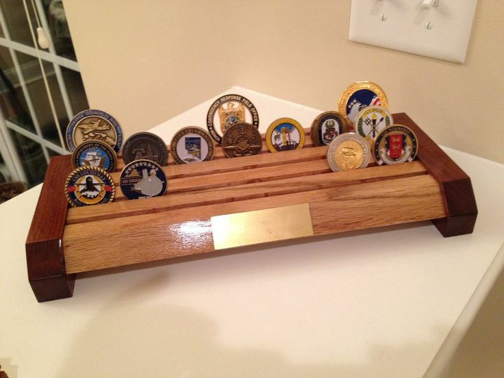 Rosewood Coin Holder | Wooden Thing