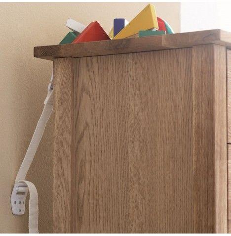 Babydan Furniture Safety Strap (2 Pack)