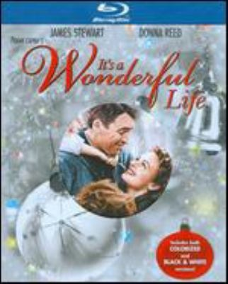 It's a Wonderful Life on DVD and Blu-Ray