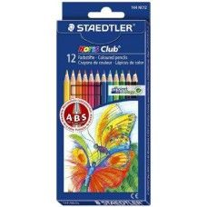 Staedtler Noris Club 12 darabos színes ceruza készlet ABS védelemmel - Színes ceruzák - 599Ft