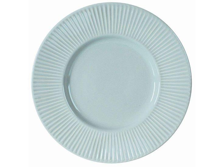Keramický dezertný tanier Palette Light Blue 22,5 cm AMBITION