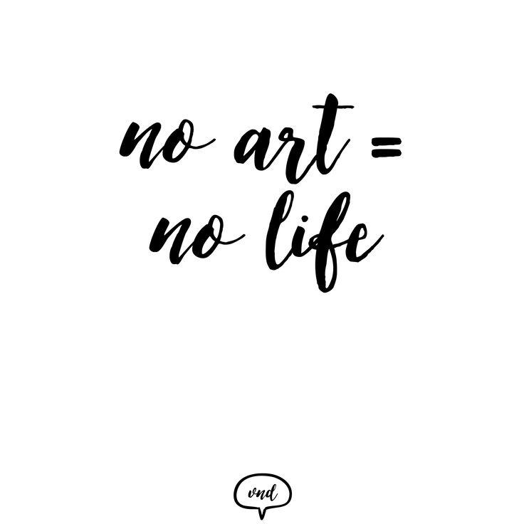 No art = No life  Visit us on: http://vndesign.hu/
