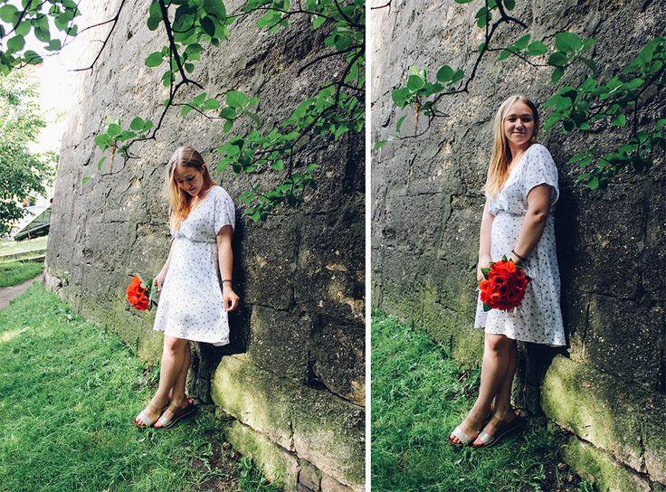 Стиль и красота | Платье со стрекозами