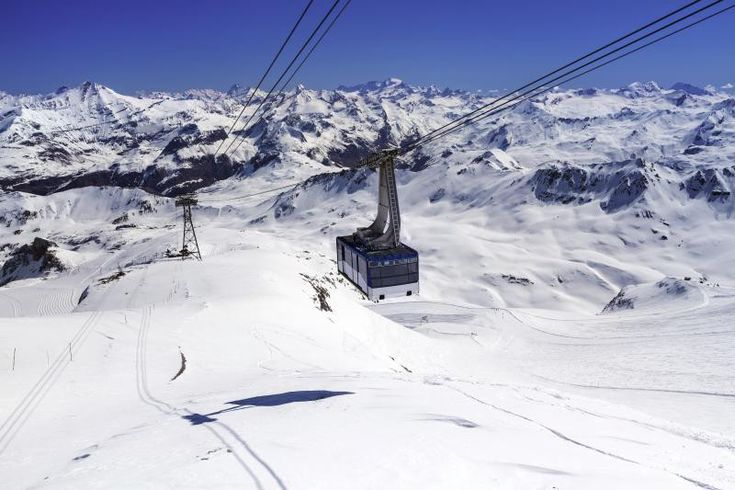 5 best ski resorts for spring and late season snow – Axum Gear – Medium
