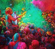 Holi 2014 - Colorful Photos from Amazing Photographers