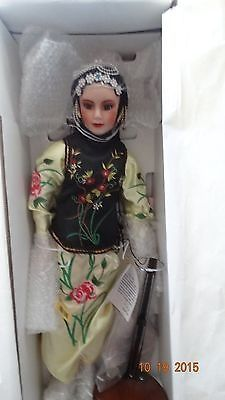 cool William Tung Porcelain Doll Chin Mei BEAUTIFUL 24 inch doll - For Sale Check more at http://shipperscentral.com/wp/product/william-tung-porcelain-doll-chin-mei-beautiful-24-inch-doll-for-sale/