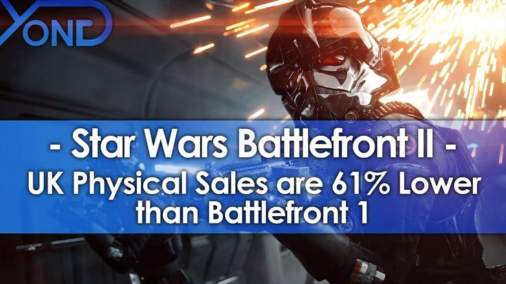 EA's Battlefield 2 physical sales down 61% compared to Battlefield 1 in the UK