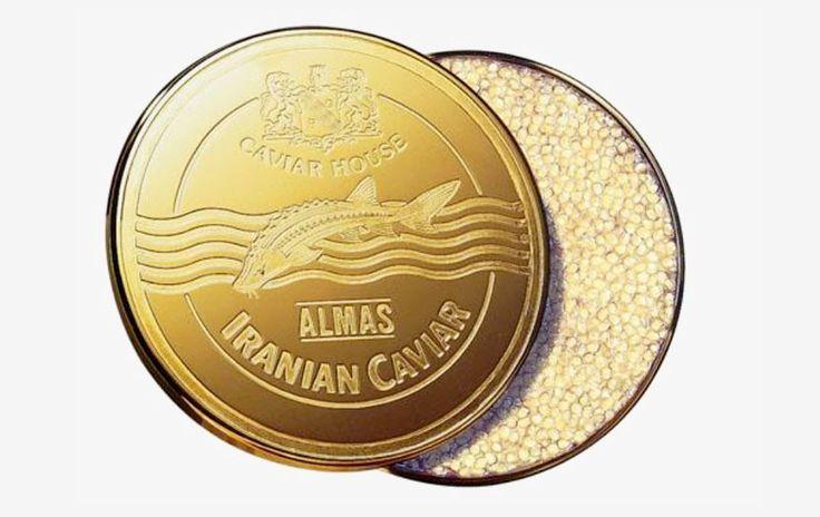Almas: The Most Expensive Caviar in the World - azureazure.com