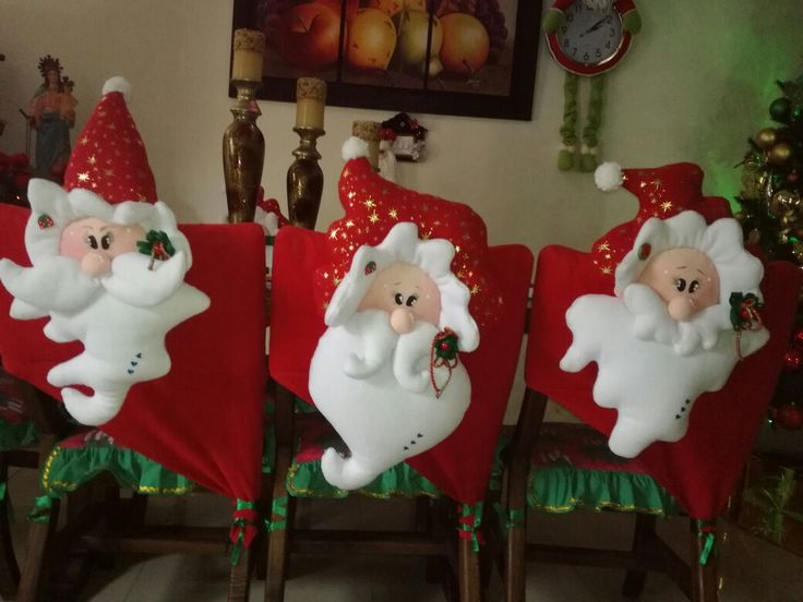 Cubre-silla Navideño
