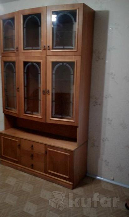 Секционный шкаф для посуды