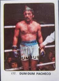 Resultado de imagen de boxeadores españoles antiguos