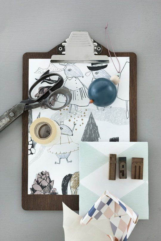 Naturally Organized: Ferm Living Home Office Accessories