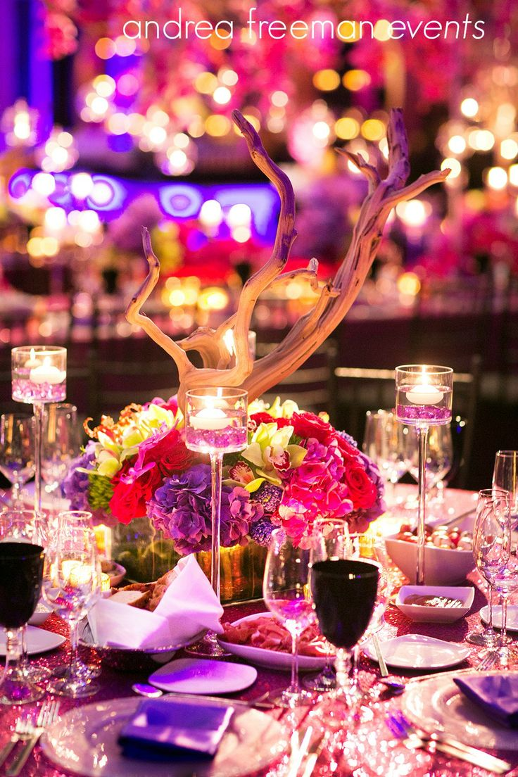 28 best mandarin oriental new york images on pinterest mandarin wedding reception tabletop decor purple gold and fuchsia andreafreemanevents junglespirit Choice Image