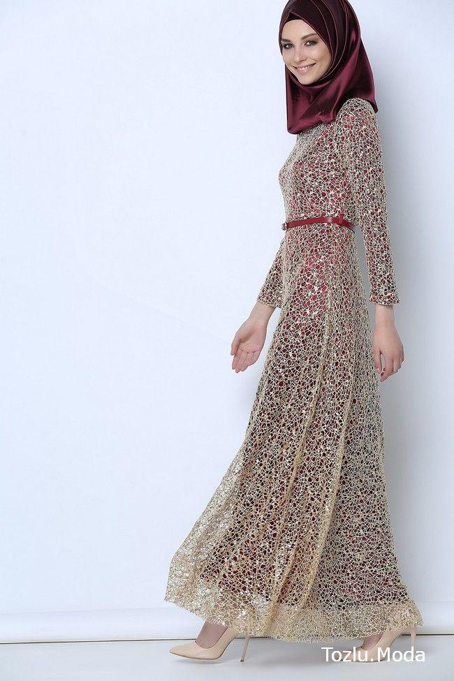 Birbirinden Sik Tozlu Giyim Tesettur Abiye Elbise Modelleri 2016 Yazinda Da Rakipsiz Ozel Gunlerde Sik Giyinmek Isteyen Bayanlarimiz Icin Ozel Hazirlanmis Tese