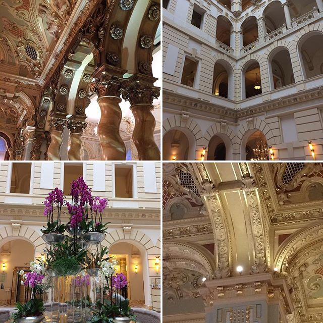 New York Cafe Budapest - The most beautiful Cafe in the World #budapest #cafe #culture #architecture #momentsinbudapest