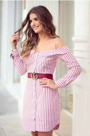 Mommy Stylist: Como usar camisa de diferentes formas e estilos
