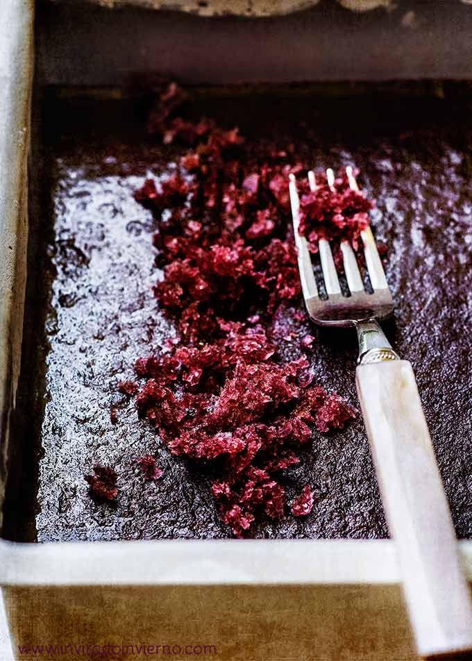 imagen de granizado de sangria