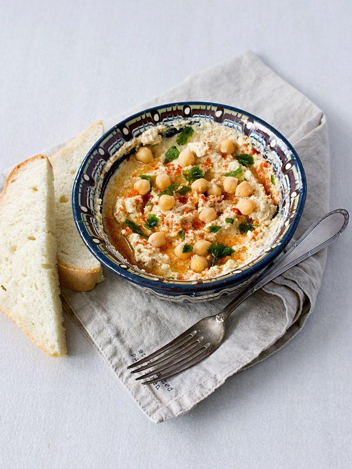 Pradobroty: Hummus