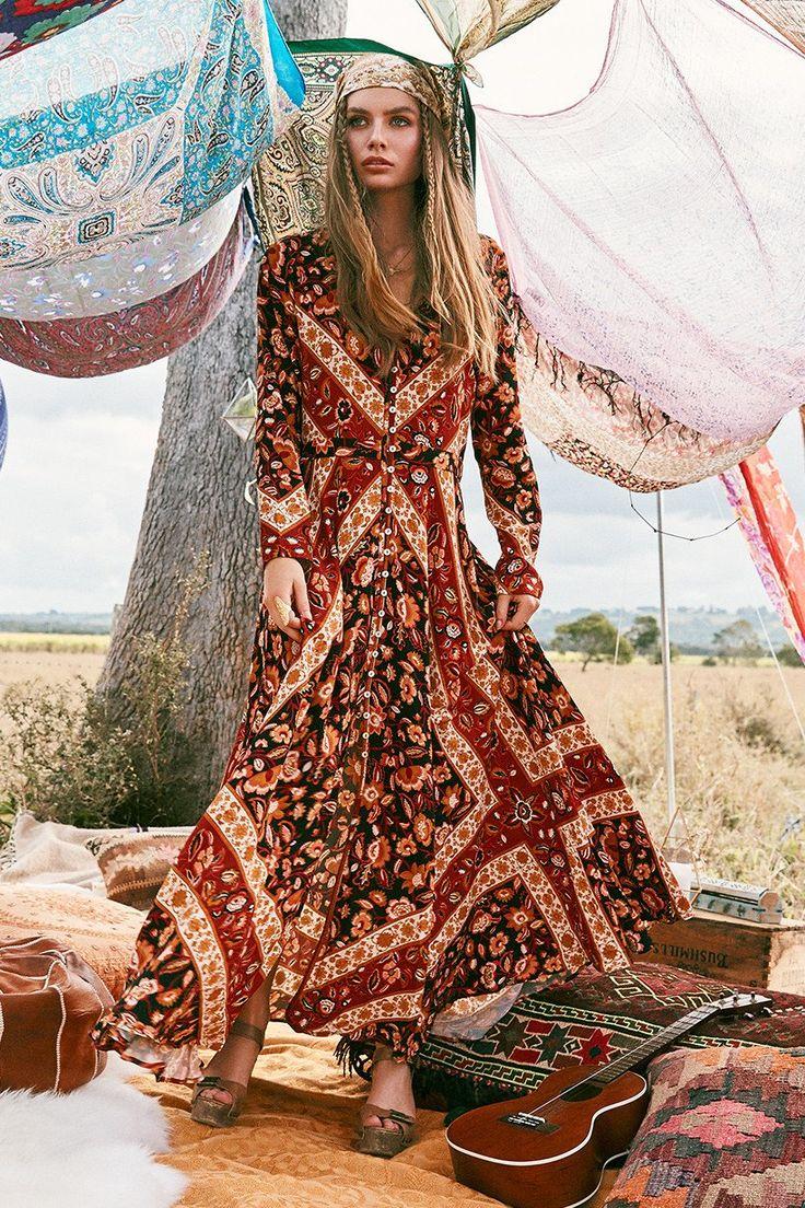 Annalise Mclachlan wears Spell Designs Lolita Gown