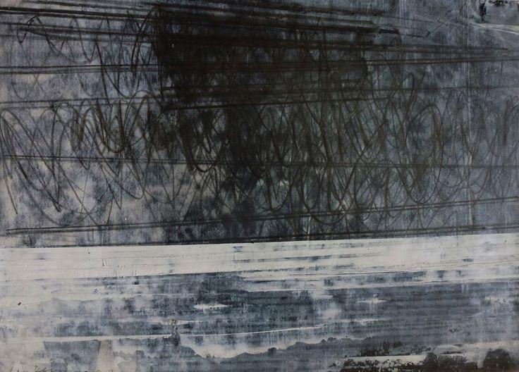 Drawing, 2012 ©Ken Denning.