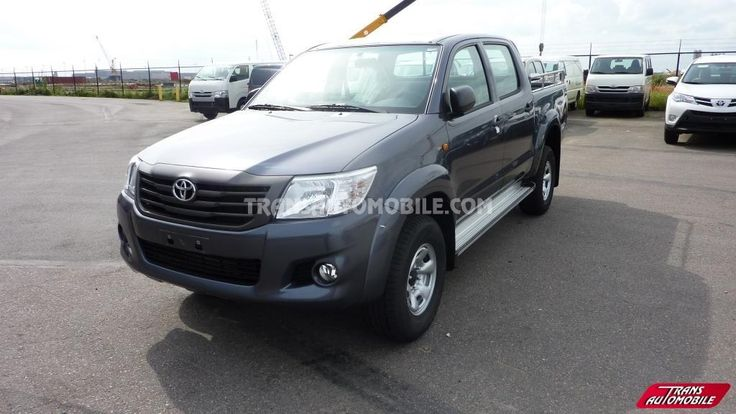 toyota hilux vigo pick up double cabine 3 0l diesel g3. Black Bedroom Furniture Sets. Home Design Ideas