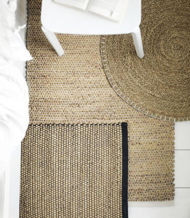 25 beste idee n over vloerkleden op pinterest kleedjes - Alfombra de coco ikea ...