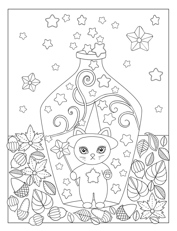 22 best Fall Coloring Pages / colouring coloring books adult ...