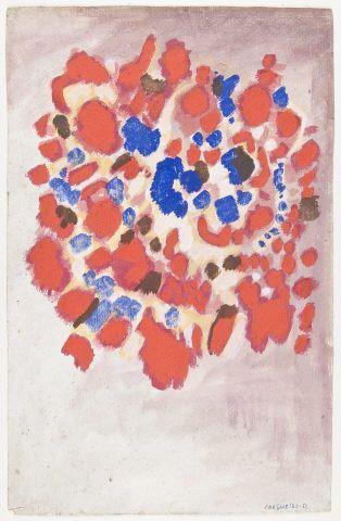 Flores de Zurique (1962). Cargaleiro
