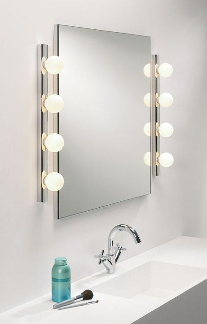 Dressing Room Mirror Light Available In A 4 Or 5 Option Ref MIKCABA From