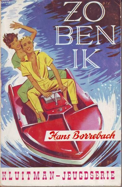 Zo ben ik . (written and illustrated by Hans Borrebach)