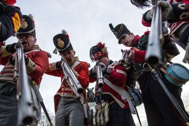 Napoleonic Association - Dan Kitwood/Getty Images