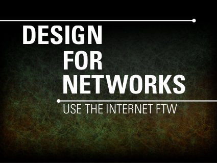 Design for Networks