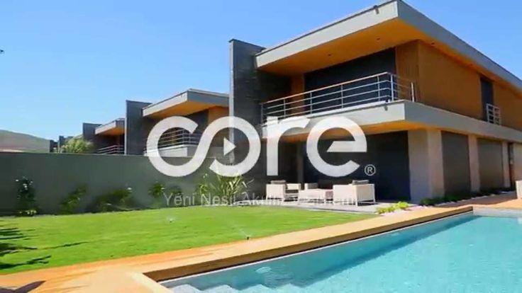 Core Akıllı Ev Sistemleri - Tanıtım Filmi