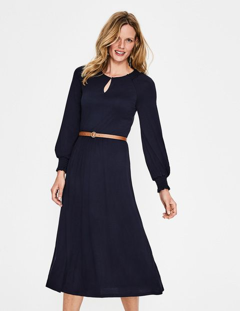 c9de36ce179 Eliza Jersey Midi Dress J0246 Smart Day at Boden | Clothes in 2019 ...