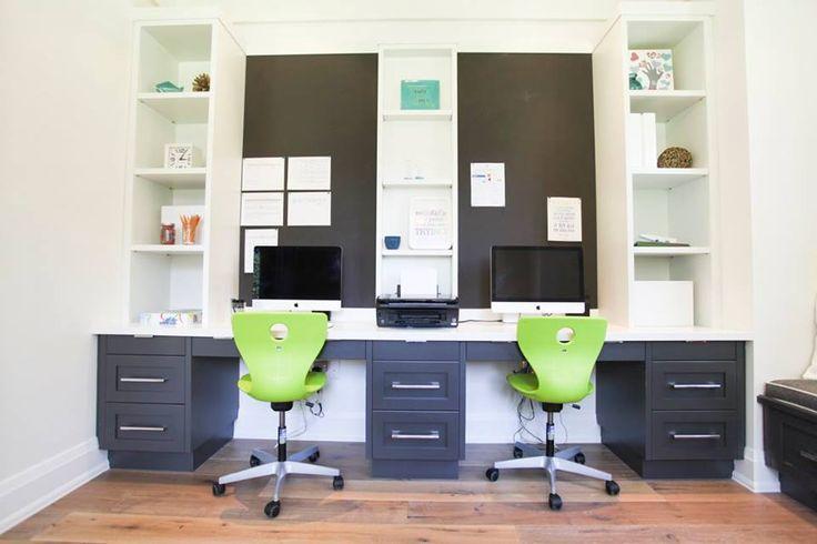 luxury home office custom-built by Carlos Jardino and the PCM Inc Team