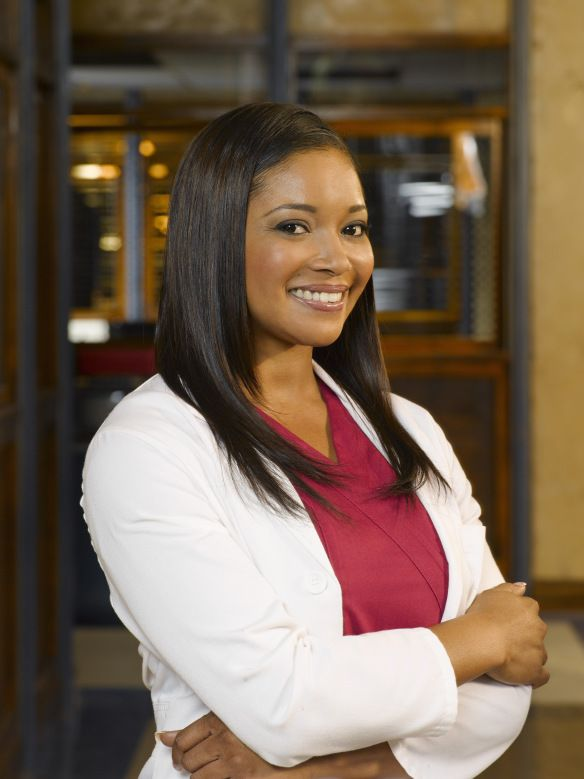 Castle TV Series, Tamala Jones as Lanie Parish