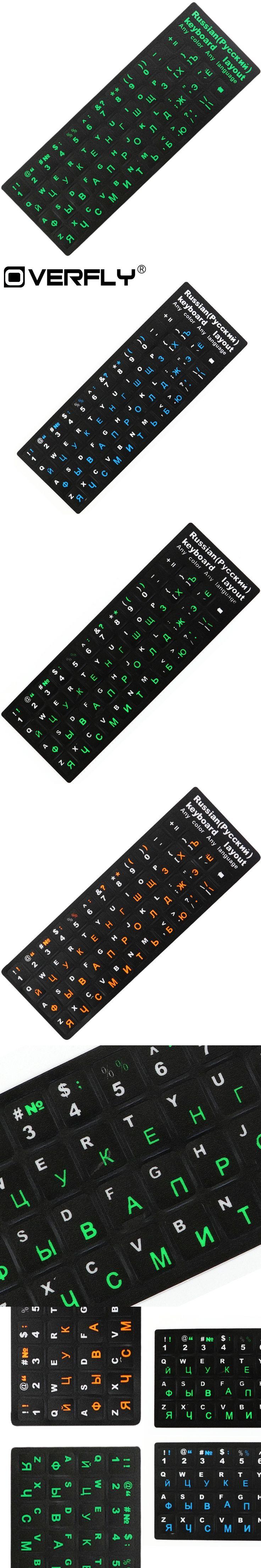 Best 25 pc keyboard ideas on pinterest keyboard shortcut keys russian keyboard cover stickers for mac book laptop pc keyboard 10 to 17 computer biocorpaavc
