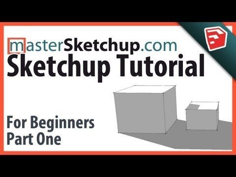 Go to http://www.MasterSketchup.com to learn how to create unique 3D models using Google Sketchup. If you're brand new to Sketchup, or have tried it before and are thinking about giving it a second shot, this video should get you on the right track. I go over the basic drawing tools and navigation tools so that by the end of the video you should...