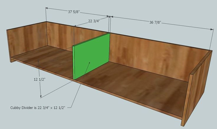 Queen Captain 39 S Bed Plans Now Add The Center Divider Projects To Try Pinterest Easy Diy