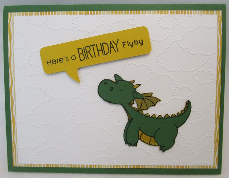 Cute Dragon Card!  #etsy shop: Dragon Birthday Card http://etsy.me/2nvDgtI #greetingcard #dragoncard #dragons