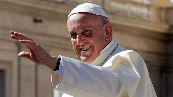 FOX NEWS: Pope Francis says Christians can promote political dialogue in Europe