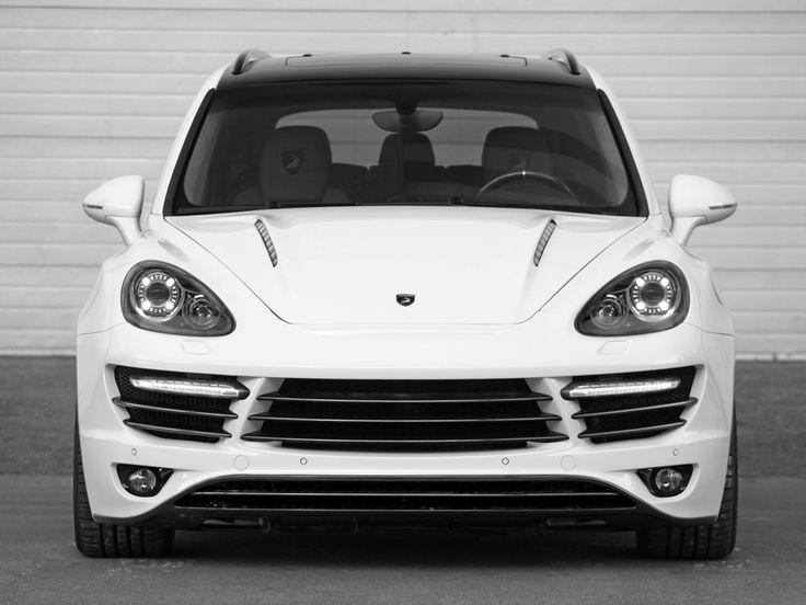 Porsche cayenne vantage gtr 2 topcar 2011 front view 1280 x 960
