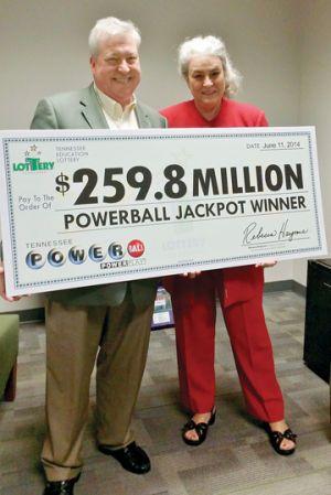 Ganhador da loteria #Powerball leva 260 milhões de dólares para casa!