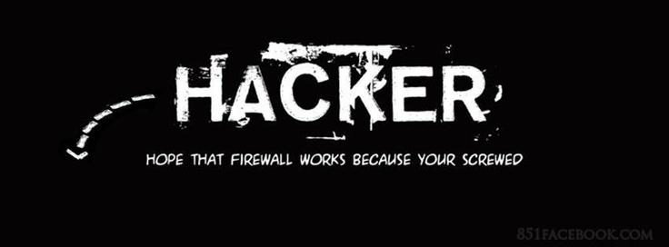 Hacker Arrow Facebook Timeline Cover