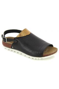 Siyah Deri  Sandalet https://modasto.com/hush-ve-puppies/kadin-ayakkabi/br18505ct13 #modasto #giyim
