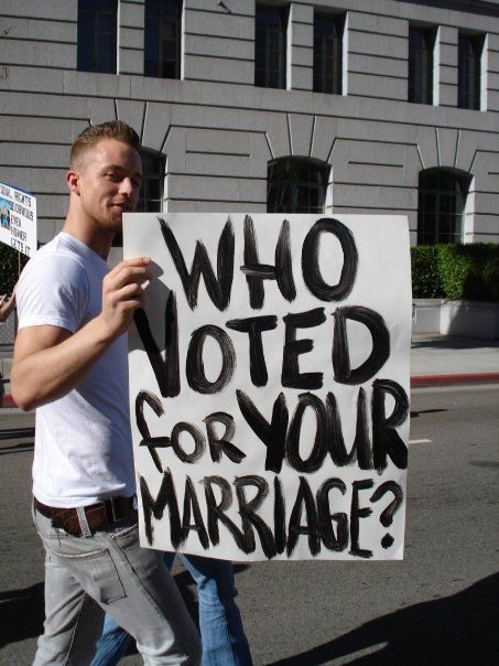 """Who voted for your marriage?""Equality Quotes, Freedomtomarri Ye, Gay Marriage, Lgbt Pride Quotes, Families Gay, Human Right, Voting, Gay Stuff, Marriage Equality"