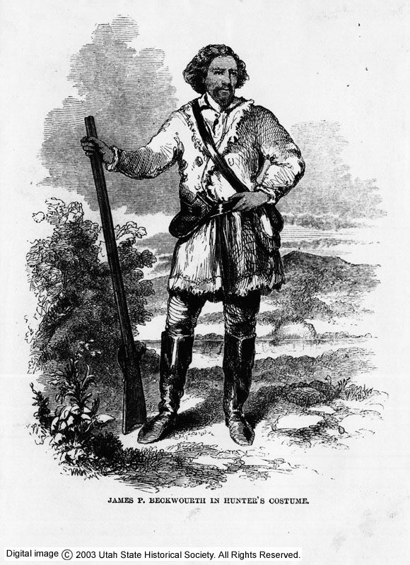 beckwourth guys Jim beckwourth posted on 01/09/2018  beckwourth joined the company, as did many who were to go on to become the most famous of mountain men (jedediah smith, jim .